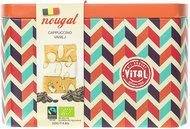 Kuva tuotteesta Vital Gluteeniton Luomu Nougat Lahjapakkaus - Vanilja-Cappuccino