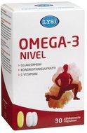 Kuva tuotteesta Lysi Omega-3 Nivel