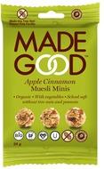 Kuva tuotteesta MadeGood Gluteeniton Luomu Granolapallot Omena-Kaneli