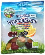 Kuva tuotteesta Eco-Vital Gluteeniton Luomu Vegaanisydämet