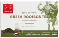 Kuva tuotteesta Khoisan Tea Luomu Vihreä rooibos -tee