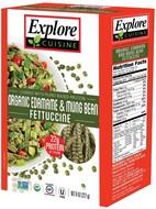 Kuva tuotteesta Explore Asian Luomu Edamame-mungpapufettucine