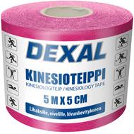 Kuva tuotteesta Dexal Kinesioteippi Pinkki