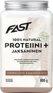 Kuva tuotteesta Fast Natural Proteiini + Jaksaminen Raakakaakao