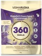 Kuva tuotteesta Voimaruoka 360 Wholefood Vanilja, 50 g