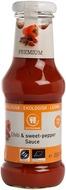 Kuva tuotteesta Urtekram Luomu Chili-Paprika kastike (parasta ennen 28.5.2017)