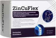 Kuva tuotteesta ZinCuFlex (parasta ennen 24.04.2017)
