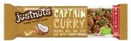 Kuva tuotteesta Justnuts Luomu Captain Curry patukka (parasta ennen 15.04.2017)