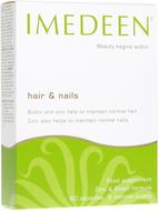 Kuva tuotteesta Imedeen Hair & Nails (parasta ennen 31.03.2017)