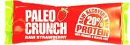 Kuva tuotteesta Paleo Crunch Luomu Raaka Proteiinipatukka Mansikka (parasta ennen 04.04.2017)