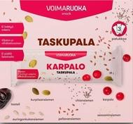 Kuva tuotteesta Voimaruoka Taskupala Karpalo 3-pack