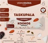 Kuva tuotteesta Voimaruoka Taskupala Kookos 3-pack