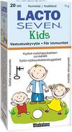 Kuva tuotteesta Lacto Seven Kids Maitohappobakteeri, 20 tabl.