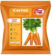 Kuva tuotteesta Crispy Natural Porkkanalastut