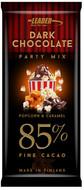 Kuva tuotteesta Leader Dark Chocolate 85 % Popcorn Caramel