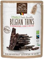 Kuva tuotteesta Belvas Gluteeniton Luomu Murrettu Tumma suklaa Kookossokerilla