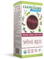 Kuva tuotteesta Cultivators Kasvihiusväri Wine Red