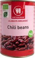 Kuva tuotteesta Urtekram Luomu Chili Beans säilyke