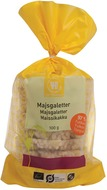 Kuva tuotteesta Urtekram Luomu Maissi-riisikakku (parasta ennen 1.6.2017)