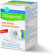 Kuva tuotteesta Magnesium Diasporal 400 Extra Kapselit
