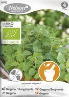 Kuva tuotteesta Nelson Garden Luomu Oregano (parasta ennen 30.09.2017)
