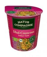 Kuva tuotteesta Natur Compagnie Luomu Valmisateria Couscous Intialainen Dal (parasta ennen 17.06.2017)