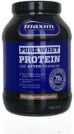 Kuva tuotteesta Maxim Strength Pure Whey Protein Suklaa (parasta ennen 12.07.2017)