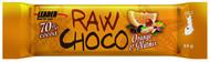 Kuva tuotteesta Leader Raw Choco Orange & Nutmix (parasta ennen 30.06.2017)