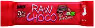 Kuva tuotteesta Leader Raw Choco Red Berries (parasta ennen 31.07.2017)