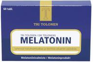 Kuva tuotteesta Tri Tolosen Melatoniini (parasta ennen 30.09.2017)