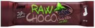 Kuva tuotteesta Leader Raw Choco Nibs & Mint (parasta ennen 30.06.2017)