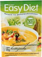 Kuva tuotteesta ACKD Easy Diet Kanakeitto (parasta ennen 30.09.2017)