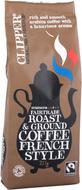 Kuva tuotteesta Clipper Luomu French Style kahvi (parasta ennen 01.09.2017)