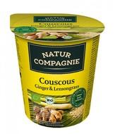 Kuva tuotteesta Natur Compagnie Luomu Valmisateria Couscous Inkivääri-Sitruunaruoho (parasta ennen 17.06.2017)