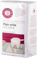 Kuva tuotteesta Doves Farm Gluteeniton Vaalea jauhoseos (parasta ennen 21.09.2017)