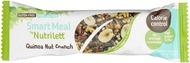 Kuva tuotteesta Nutrilett Quinoa Nut Crunch Bar (parasta ennen 30.08.2017)