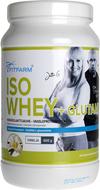 Kuva tuotteesta FitFarm Isowhey + Glutamine Vanilja (parasta ennen 30.08.2017)
