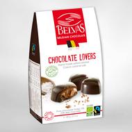Kuva tuotteesta Belvas Gluteeniton Luomu Suklaasydämet