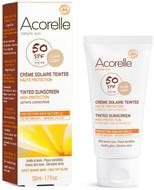 Kuva tuotteesta Acorelle Sävyttävä aurinkovoide SK 50 - Light