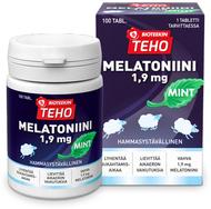 Kuva tuotteesta Bioteekin Teho Melatoniini Mint