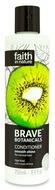 Kuva tuotteesta Faith in Nature Brave Botanicals Hoitoaine Kiivi-Lime