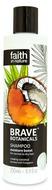 Kuva tuotteesta Faith in Nature Brave Botanicals Shampoo Kookos-Frangipani