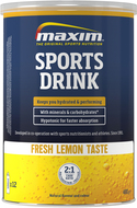 Kuva tuotteesta Maxim Sports Drink Fresh Lemon