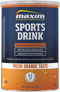 Kuva tuotteesta Maxim Sports Drink Fresh Orange