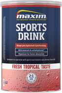 Kuva tuotteesta Maxim Sports Drink Fresh Tropical
