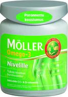 Kuva tuotteesta Möller Omega-3 Nivelille