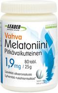 Kuva tuotteesta Leader Vahva Pitkävaikutteinen Melatoniini