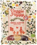 Kuva tuotteesta Veggie Peggy Luomu Lempeät Sydämet