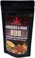 Kuva tuotteesta Poppamies Burgers & Ribs Rub