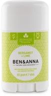Kuva tuotteesta Ben & Anna Deodorantti Stick Bergamot + Lime